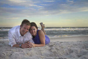 Engagement Beach Photography